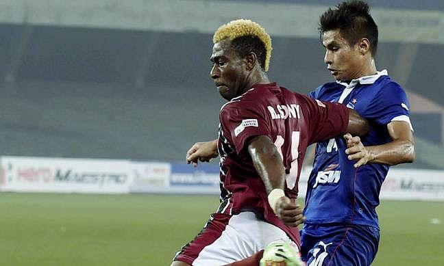 Confident ahead of final clash against Bengaluru FC: Mohun Bagan's Sony Norde
