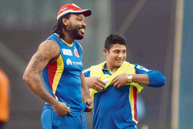 Dad would have scolded me if I wouldn't have performed well in the IPL: Sarfaraz Khan