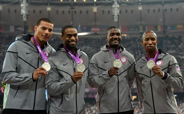 All members of the US team that clinched silver at the 2012 London Olympics stripped of their medals