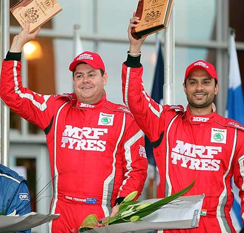 Gill cruises to victory in Rally of New Caledonia