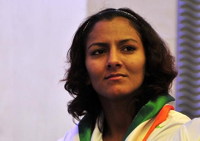 Geeta Phogat wins bronze at Asian Championship, loses to Olympic gold medalist