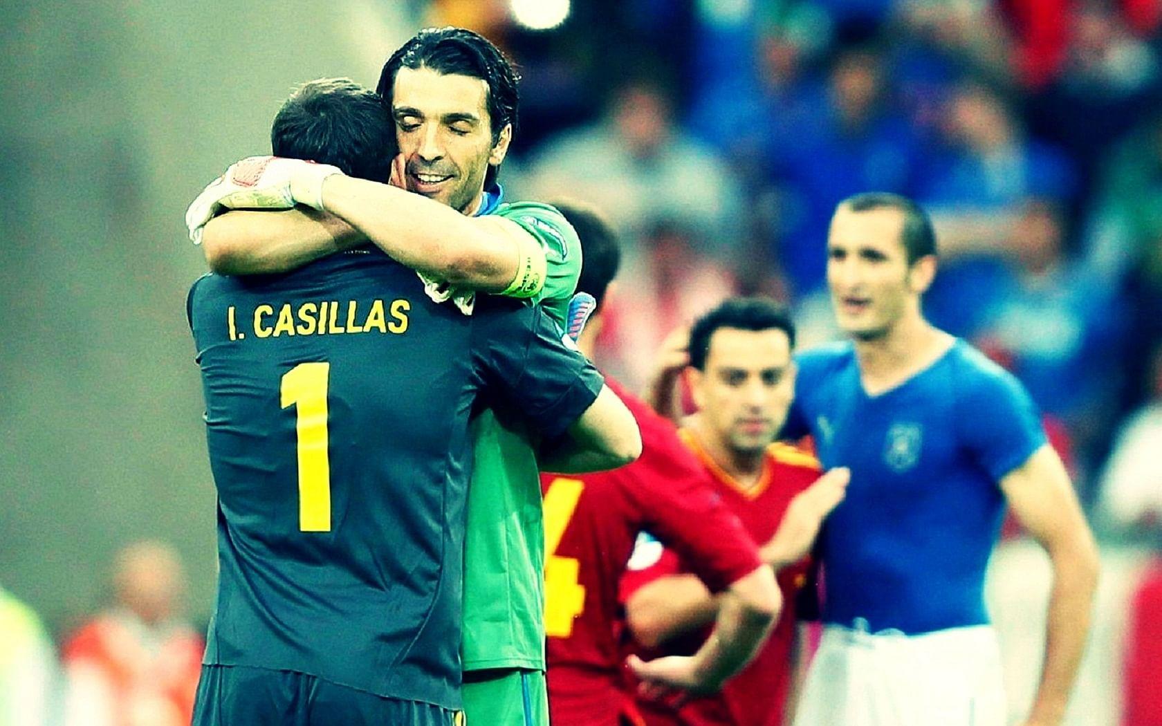 Iker Casillas vs Gianluigi Buffon - Who has been the best goalkeeper of the outgoing generation?