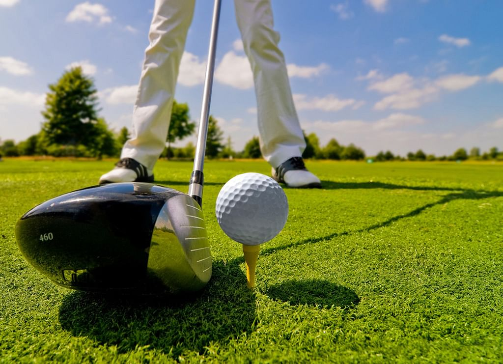 Usha to sponsor junior training programme of Delhi Golf Club to encourage young and promising golfing talents