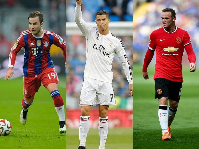Bayern Munich, Real Madrid and Manchester United - The common weaknesses