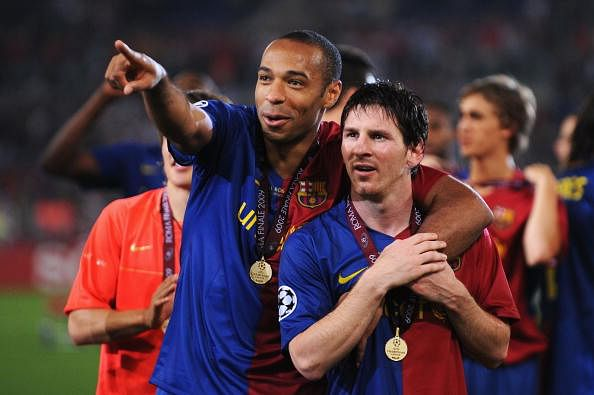 Thierry Henry explains why it is impossible to stop Lionel Messi