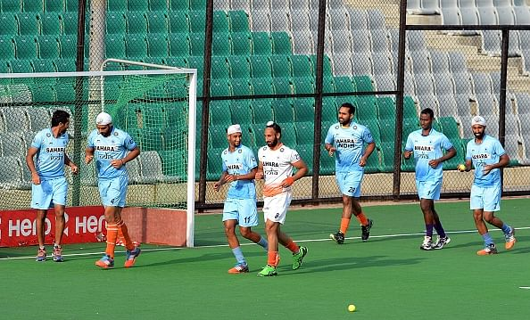 Hockey core probables camp to begin on Saturday