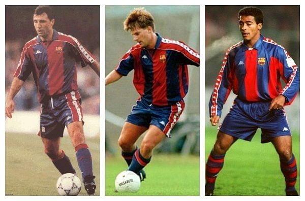 8 greatest attacking trios of all time
