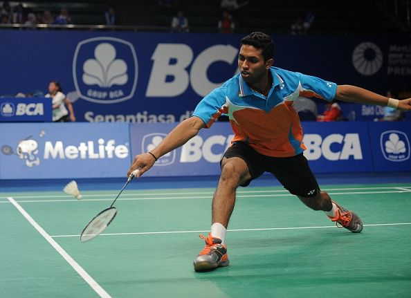 Playing in World Championships my main focus: HS Prannoy