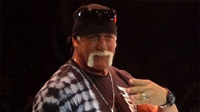 Hulk Hogan talks training for WrestleMania match, Vince challenging him to get in shape, Expendables