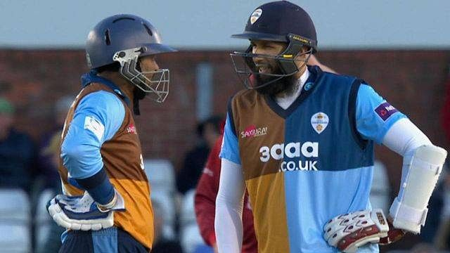 Derbyshire prove T20 cricket is not beyond them