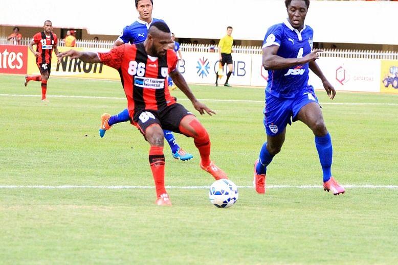 AFC Cup: Bengaluru FC 1-3 Persipura Jayapura - Match Report