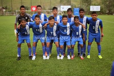 Indian Under-14 boys register impressive 6-0 win over Sri Lanka