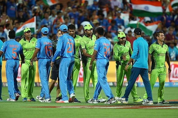 Reports: PCB to consider making India their 'home' venue for international matches