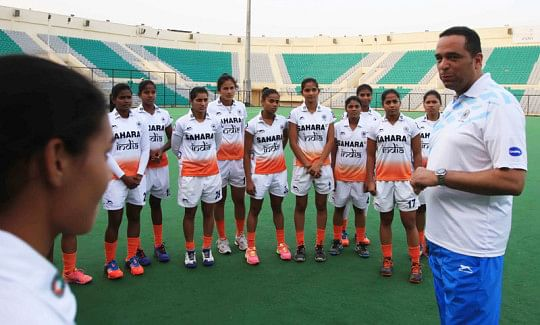 Indian women's hockey team give us hope