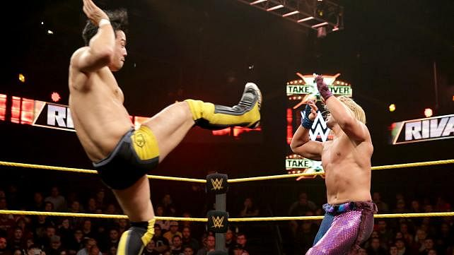 Detailed WWE NXT results from Lakeland (4/30): Tyler Breeze vs Hideo Itami vs Finn Balor, more