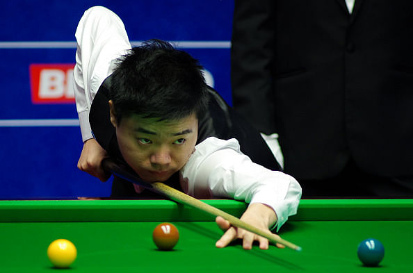 Ding Junhui drops to fourth in world snooker rankings