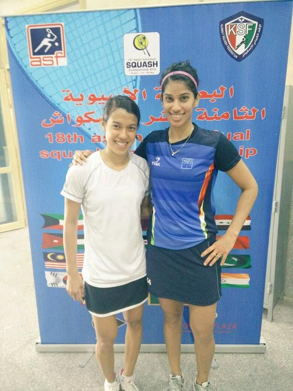 Joshna wins bronze at the Asian Individual Squash Championships