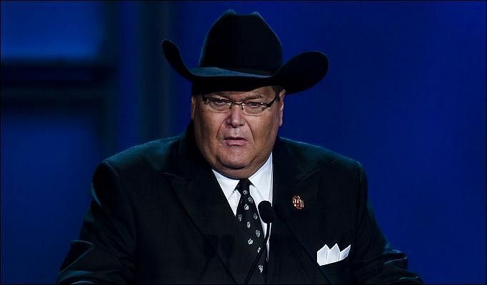 Jim Ross blogs on TNA's silence being
