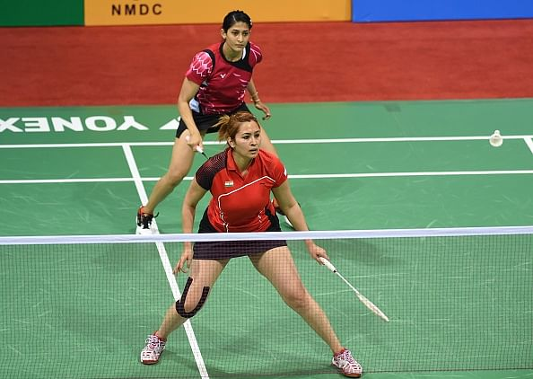 Lack of robust doubles pairs hurt India at Sudirman Cup!