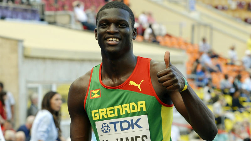 Kirani James hammers LaShawn Merritt again in 400m race in Diamond League