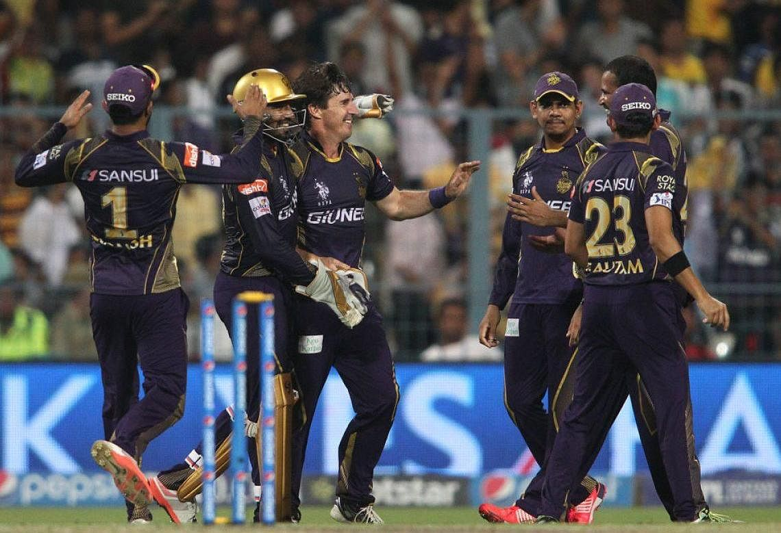 IPL 2015: KKR look to continue winning streak at home against KXIP