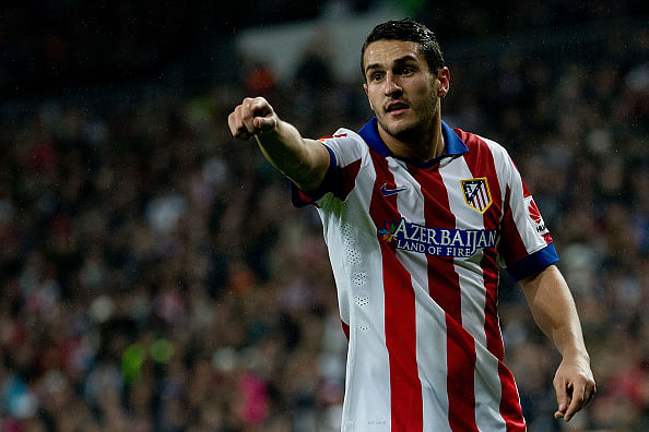 Will be with Atletico Madrid for next season: Koke