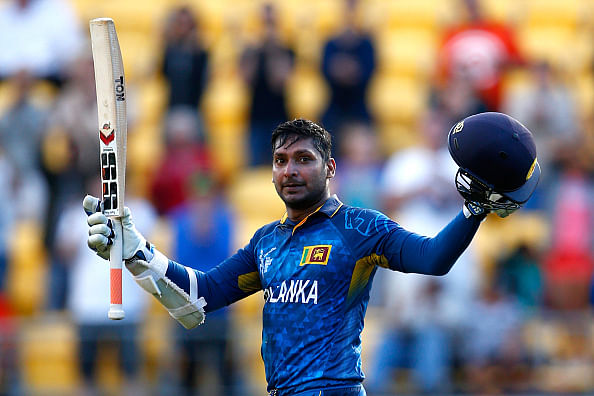 Kumar Sangakkara - Cricket's Man of Steel