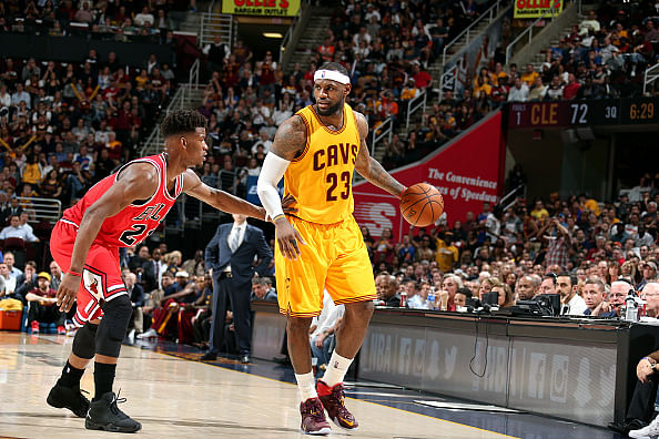 2015 NBA Playoffs: Cleveland Cavaliers, Houston Rockets draw level in semi-finals