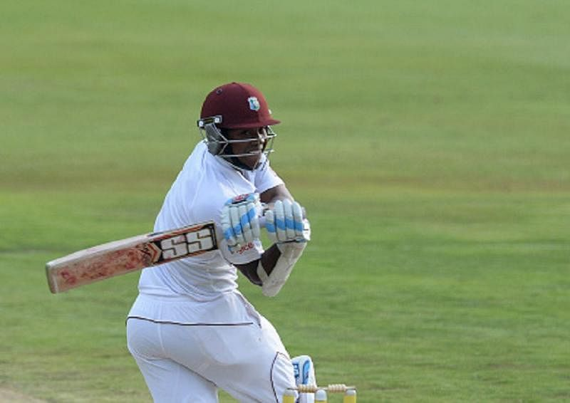Leon Johnson looking for West Indies recall against Australia