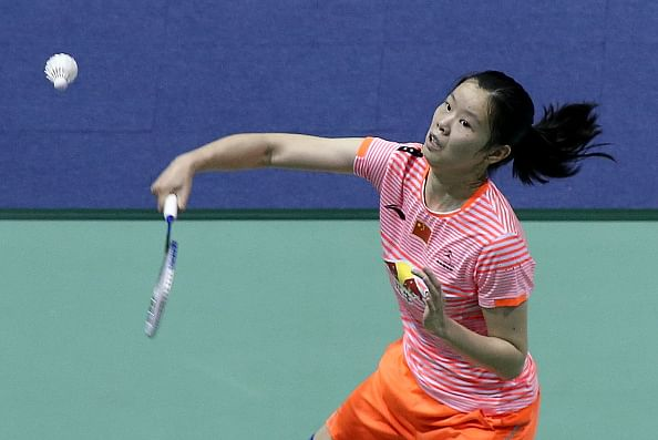 Sudirman Cup: China beat Japan 3-0 to retain the title