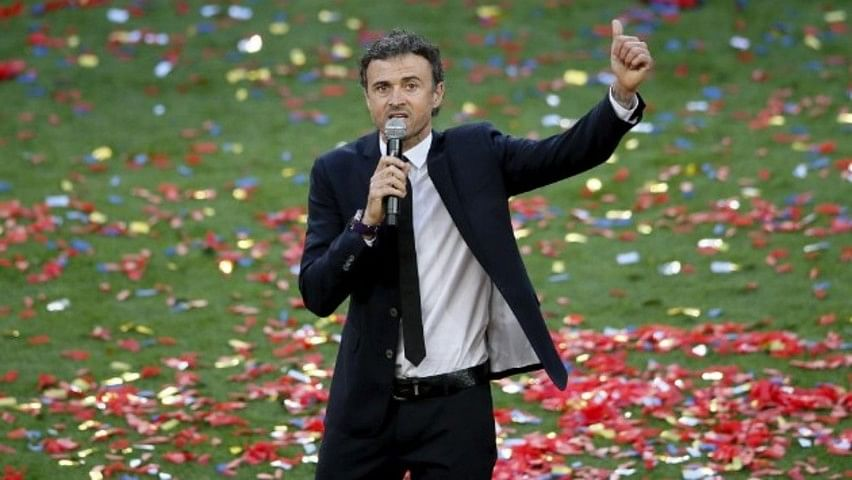 Barcelona were better than Real Madrid's best, says coach Luis Enrique