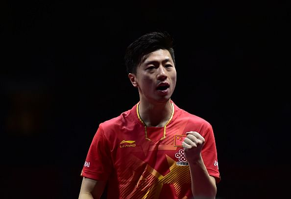 Ma Long earned a  million dollar salary, leaving the net worth at 20 million in 2017