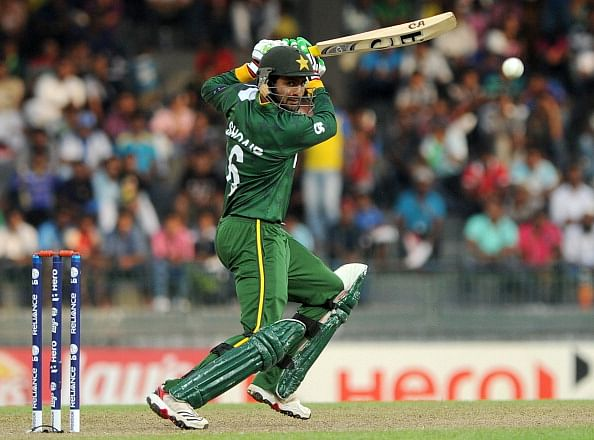 Shoaib Malik recalled by Pakistan for the T20 series against Zimbabwe