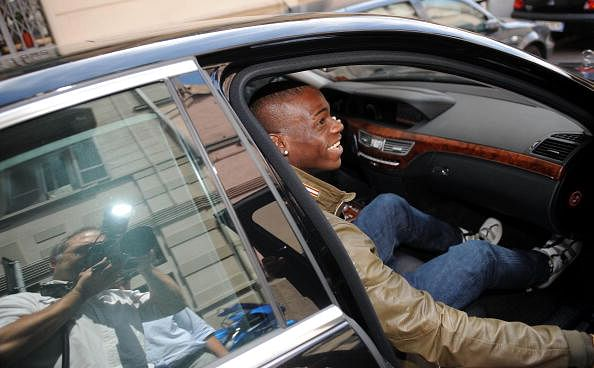 Liverpool striker Mario Balotelli banned from driving for 28 days