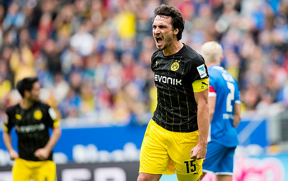 Manchester United target Mats Hummels planning to stay with Borussia Dortmund