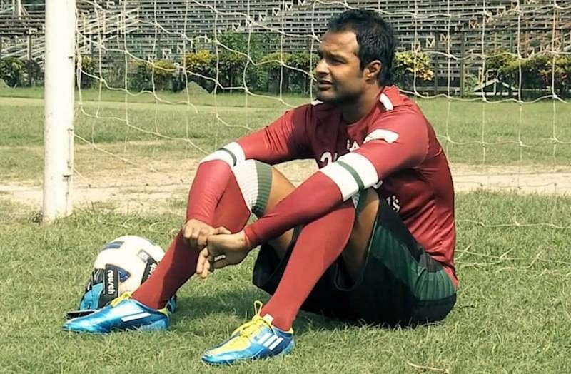 Premkumar Singh replaces injured Arindam Bhattacharya for World Cup Qualifiers