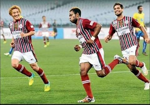 Mohun Bagan move to top of I-League table with comfortable 2-0 win over Royal Wahingdoh