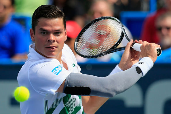 Milos Raonic, Julien Benneteau withdraw from French Open