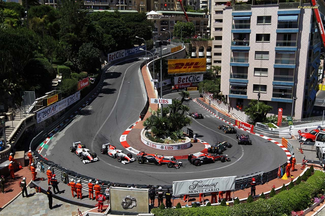 5 Random Facts about the Monaco Grand Prix
