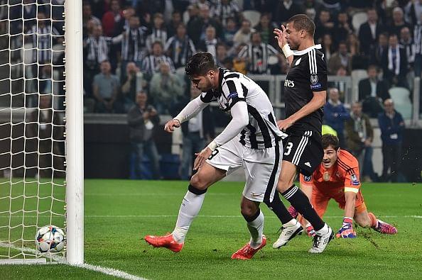 Video: 27-pass build-up to Alvaro Morata's goal against Real Madrid