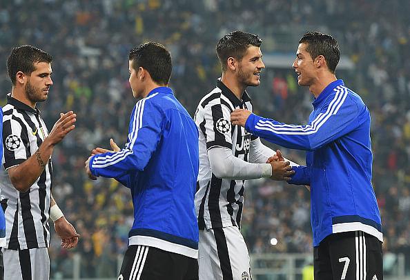 Juventus must not drop intensity: Alvaro Morata