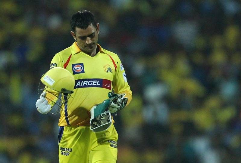 MS Dhoni - A Chennai Super King in denial