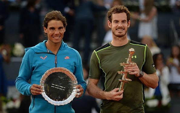 Andy Murray dethrones Rafael Nadal to win Madrid Open