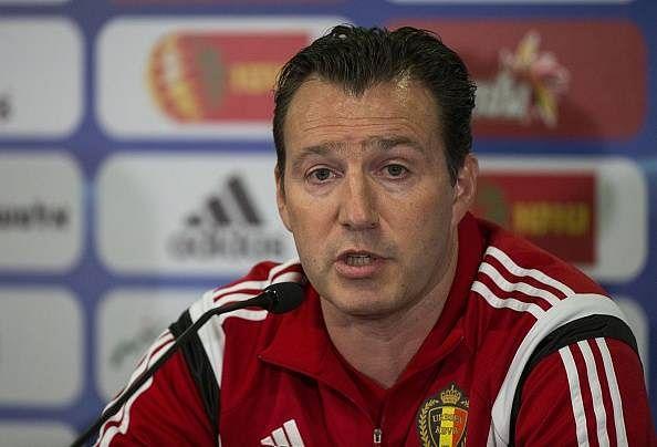 Belgium national team coach Marc Wilmots may move to Schalke
