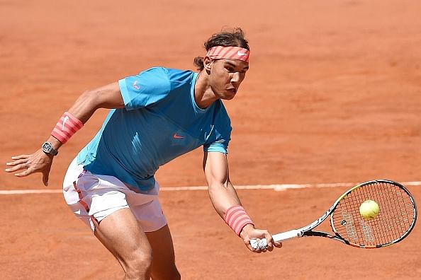 Rafael Nadal starts his Rome Masters campaign with a convincing win over Marsel Ilhan