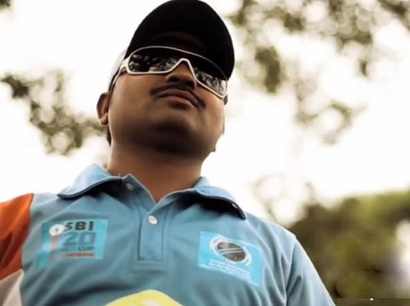 Indian blind cricket team captain\'s monthly income is only Rs 13,000