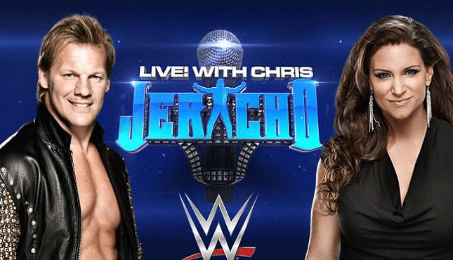 8 things we learnt from the Jericho/Stephanie podcast