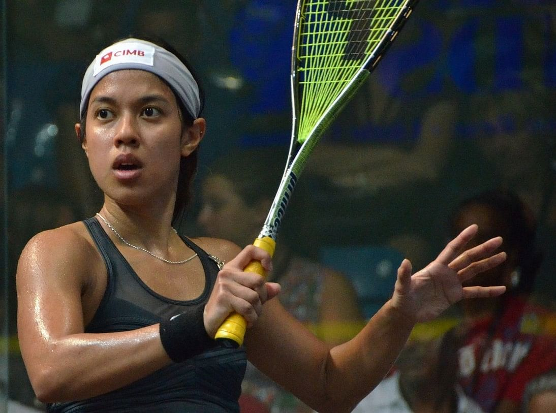 Nicol David beats Annie Au to win her ninth Asian Squash Championship