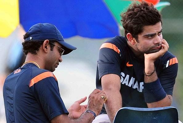 Team India's physiotherapist Nitin Patel resigns