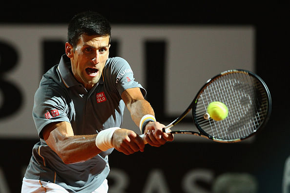 Novak Djokovic reaches Rome Masters quarterfinals with a tough win over Thomaz Bellucci